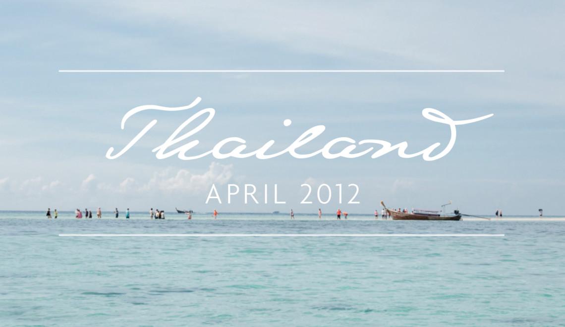 Thailand   © Lynn Marie Zapp
