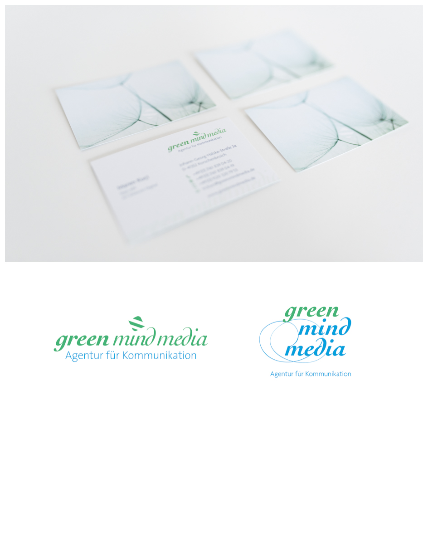 Logodesign & Visitenkartengestaltung