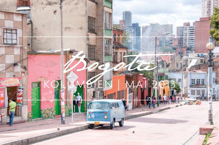 Bogotá, du farbenfrohe und lebendige Hauptstadt Kolumbiens