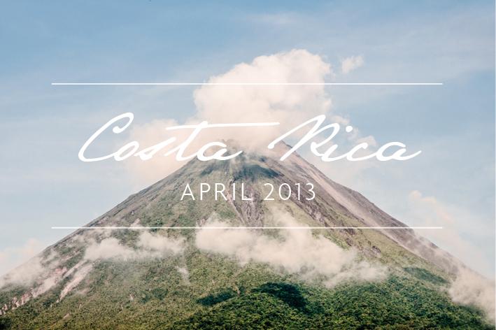 Costa Rica – über Land vom Atlantik zum Pazifik und zwischendrin im Nebel versunken.