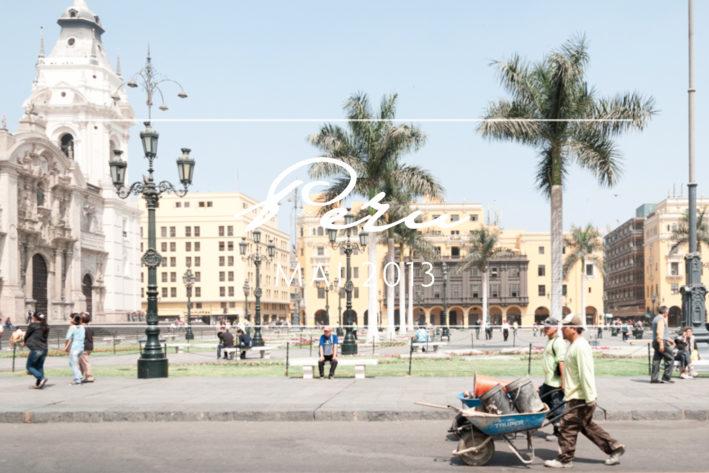 Peru – von Lima über Cusco nach Arequipa
