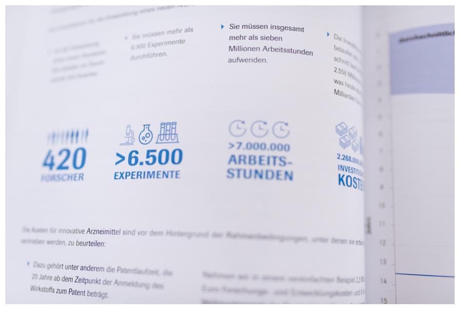 Broschüre Roche