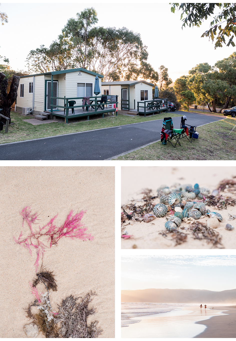 Aireys Inlet Holiday Park, Lorne-Queenscliff Coastal Reserve