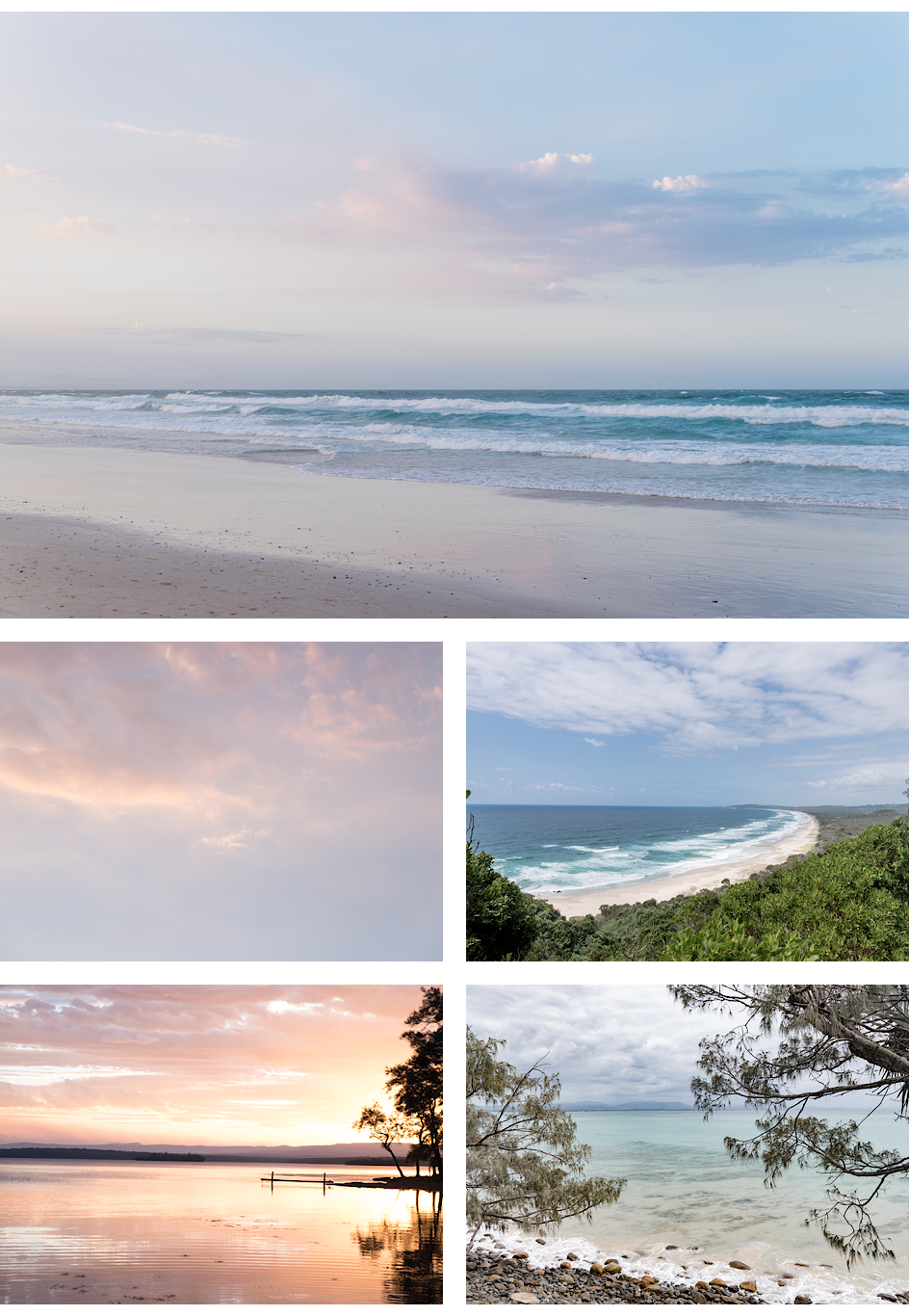 Byron Bay, Jervis Bay