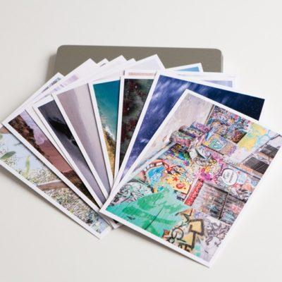 Postkartenbox: 2017 Australien